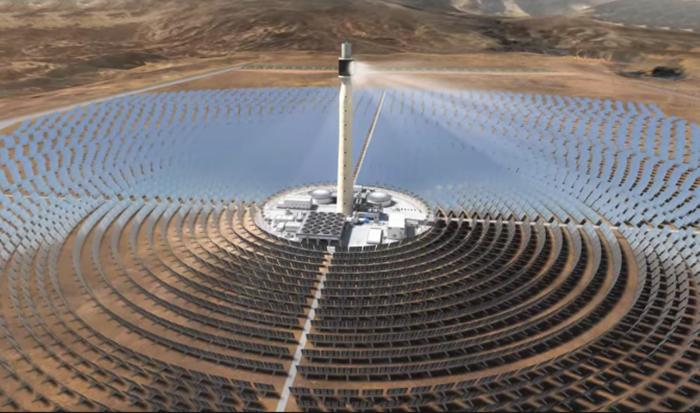 Morocco's Noor III CSP shows an excellent performance within the first few months of operations