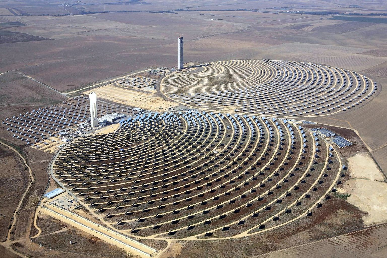 Protermosolar: Spanish CSP plants increase output by 8% y/y in Jan-May 2019