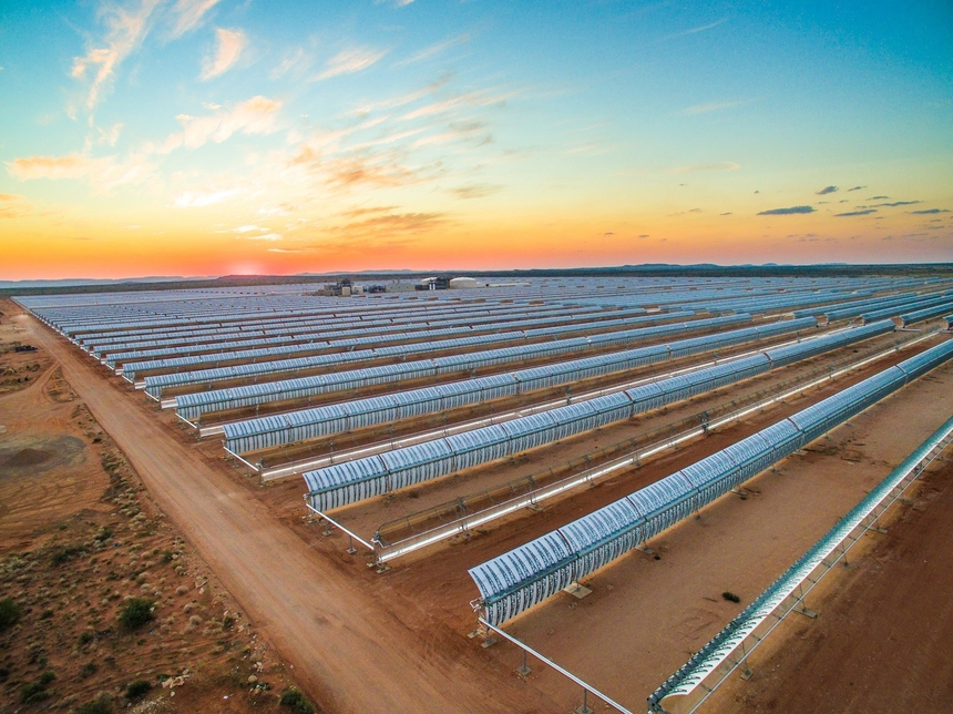 Controllable solar power – competitively priced for the first time in North Africa
