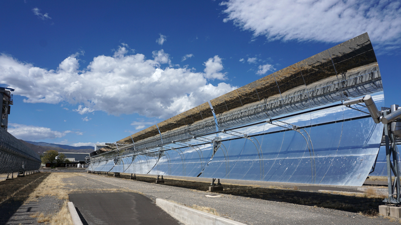 Concentrated Solar Power tech leaps set to cut reflector losses, water costs