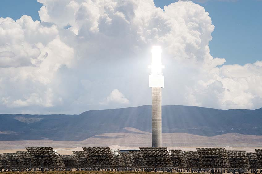 The Potential Role of Concentrating Solar Power within the Context of DOE's 2030 Solar Cost Targets
