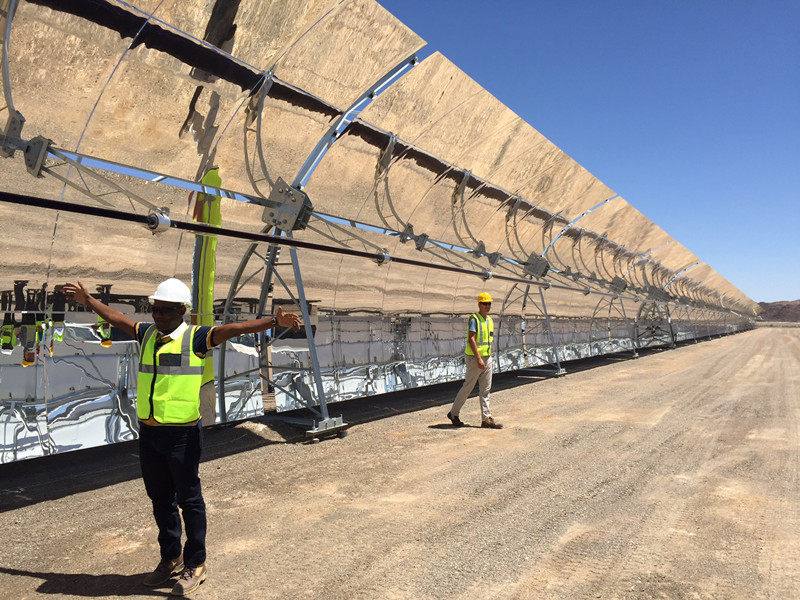 World Bank guarantees operation of South Africa's KaXu Solar One CSP plant