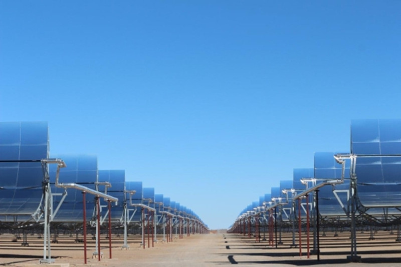 Abengoa breaks records with Xina Solar One, its third CSP plant in South Africa