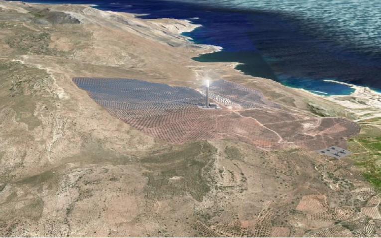 MINOS 50MW CSP project was named as the key green project by the Greek Prime Minister