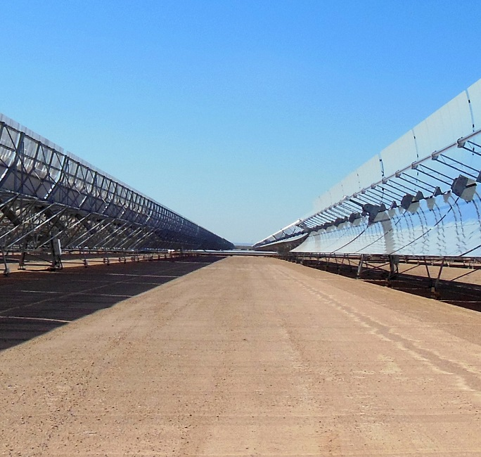 Botswana and Namibia plan to build Concentrated Solar Power plants