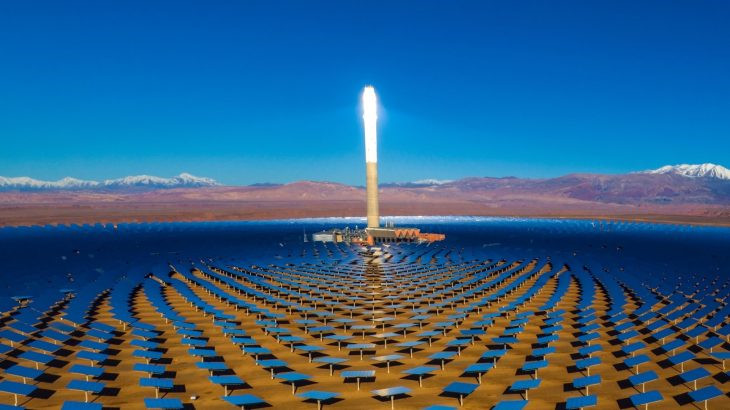 Concentrated Solar Power costs are expected to fall by 79% by 2022