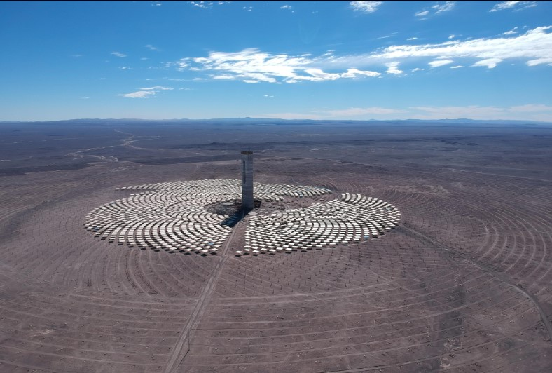 Cerro Dominador CSP developer plans larger plants in Chile