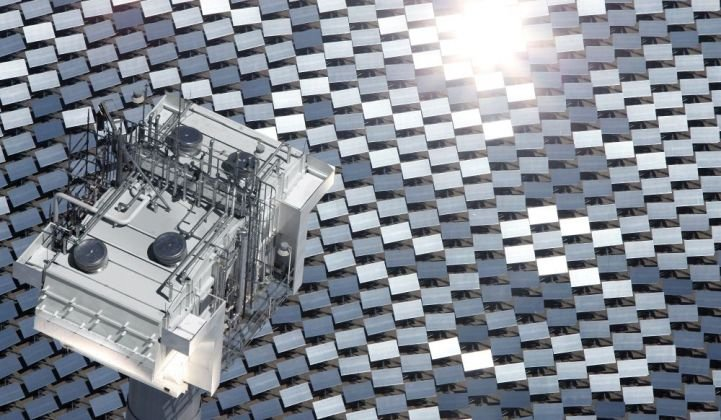 Why Smaller Might Be Better for Concentrated Solar Power