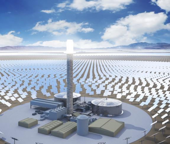 The solar thermal could fall to 45 euros/MWh in 2020 for some Concentrated Solar Power projects