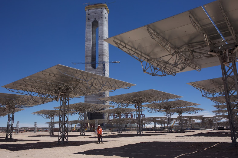 Chile Concentrated Solar Power developer predicts world's lowest price in June