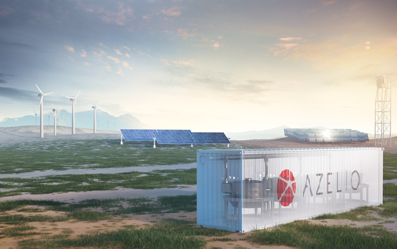 Azelio plans 25 MW of energy storage installations in Jordan