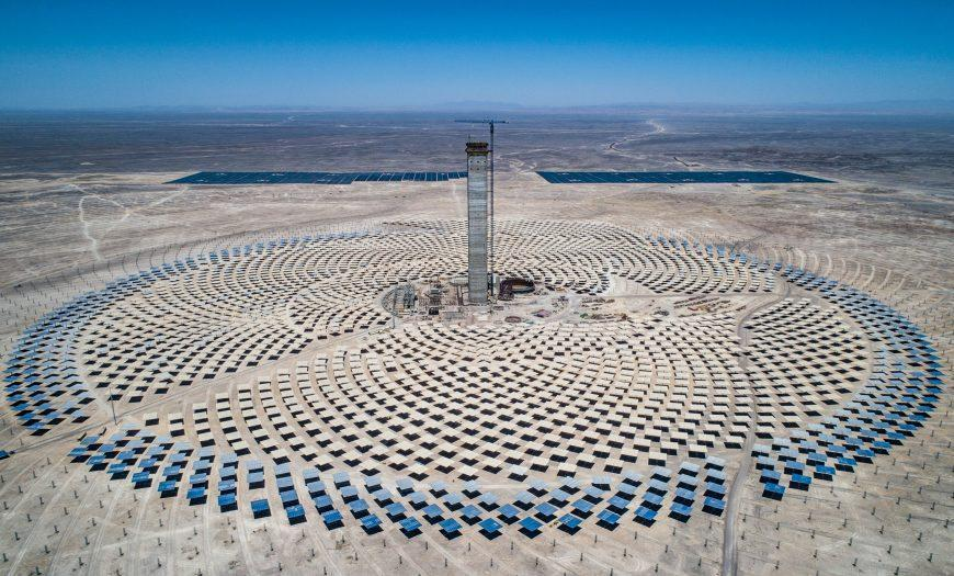 Chile could build Concentrated Solar Power at $76/MWh