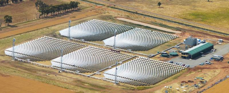 "Vast plans $600m ""baseload"" CSP plant for Mt Isa"
